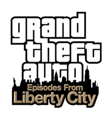 Logo von Grand Theft Auto Episodes from Liberty City