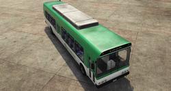 Flughafen-Bus