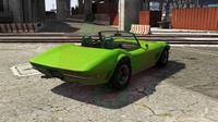 Coquette Classic Cabrio in GU Farbe