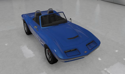 Invetero Coquette Classic Cabrio