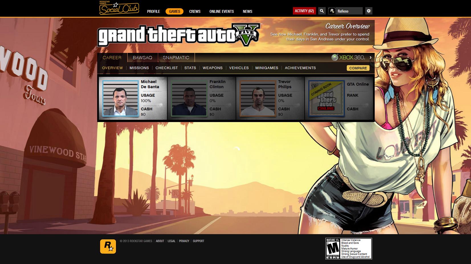 Rockstar Games Social Club Html Autos Weblog