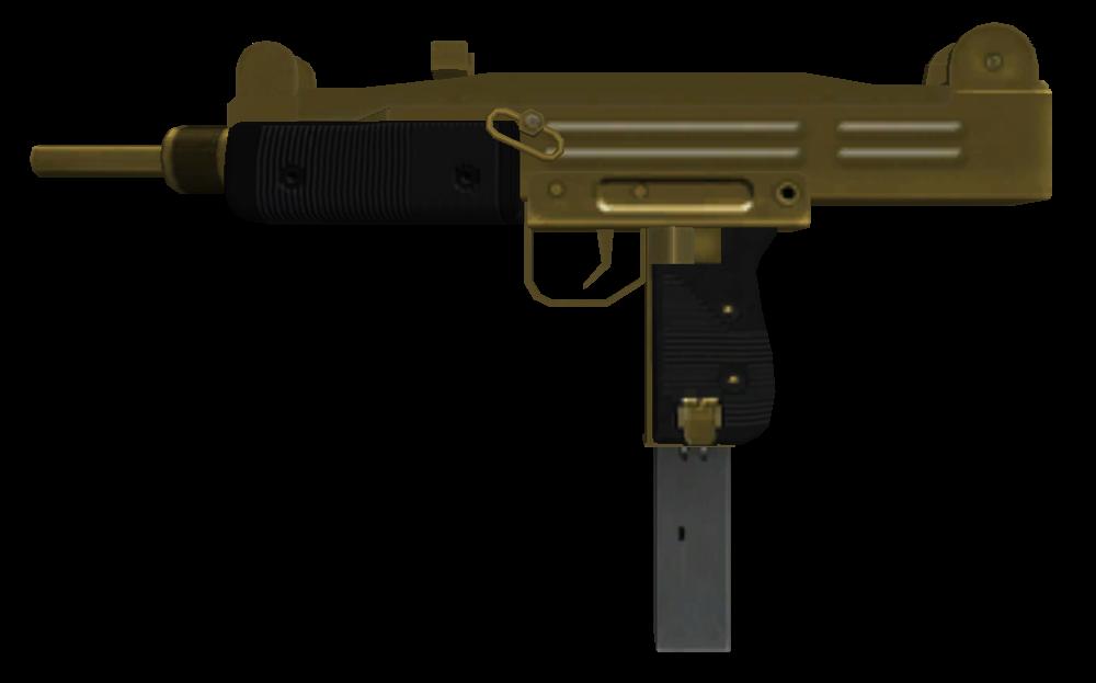 Goldene SMG
